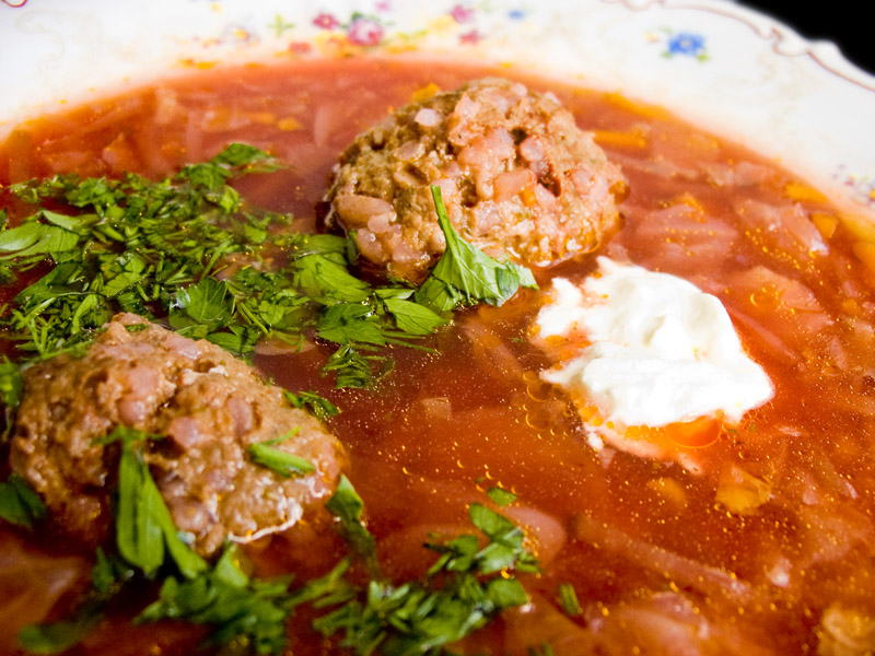 soup-with-meatballs