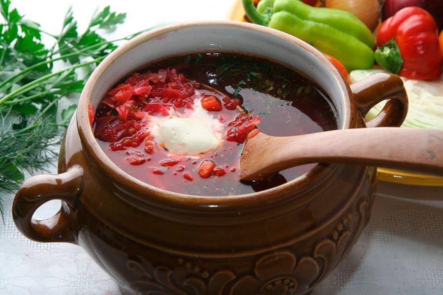 Как приготовить борщ по классическому рецепту - Лайфхакер